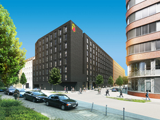 Super 8 by Wyndham Hamburg Mitte Bild 01