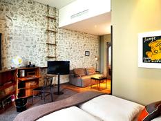 25hours Hotel Hafencity Bild 03