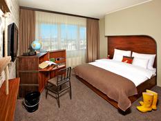 25hours Hotel Hafencity Bild 12