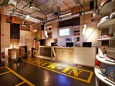 25hours Hotel Hafencity Bild 10