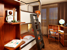 25hours Hotel Hafencity Bild 08