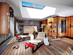 25hours Hotel Hafencity Bild 07