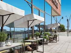 25hours Hotel Hafencity Bild 06