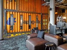 25hours Hotel Hafencity Bild 04