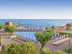Hotel Silva Beach Bild 03