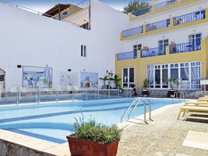 Hotel Sofia Mythos Beach Bild 03