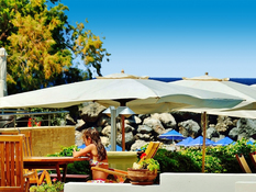 Hotel Aphrodite Beach Bild 11