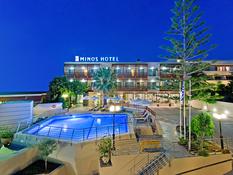 Hotel Minos Bild 05