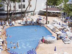 Azuline Hotel Coral Beach Bild 08
