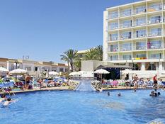 Azuline Hotel Coral Beach Bild 01
