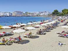 Azuline Hotel Coral Beach Bild 09