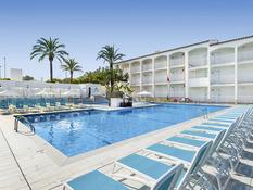 Hotel Cala Tarida Bild 01
