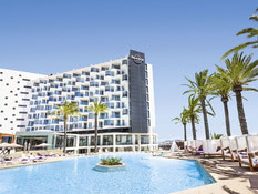 Hard Rock Hotel Ibiza Bild 01
