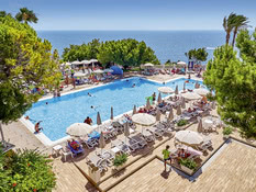 Azuline Hotel Cala Martina Ibiza Bild 01