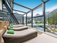 AQUA DOME - Tirol Therme Längenfeld Bild 04