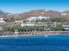 Hotel Zephyros Mykonos Bild 11