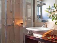 Hotel Aegean Suites Bild 12