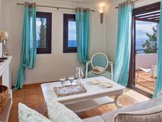 Hotel Aegean Suites Bild 11