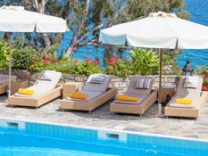 Hotel Aegean Suites Bild 07