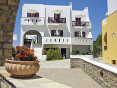 Hotel Pyrgos Beach Bild 01