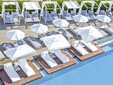 The Blue Ivy Hotel & Suites Bild 07