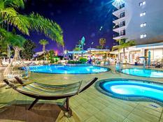 Hotel Stamatia Beach Bild 09
