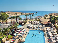 Hotel Pavlo Napa Beach Bild 10