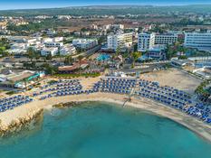Hotel Pavlo Napa Beach Bild 12