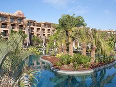 Hotel Lopesan Baobab Resort Bild 02