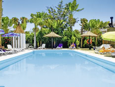Sanom Beach Resort Bild 02