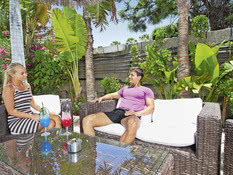Sanom Beach Resort Bild 08