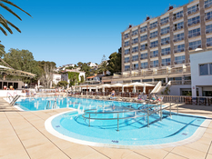 Hotel Cala Galdana Bild 01
