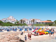 Carema Beach Menorca Bild 04