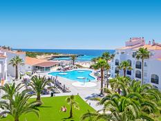 Carema Beach Menorca Bild 01