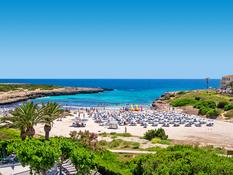 Carema Beach Menorca Bild 06