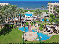 Hotel Grand Hyatt Muscat Bild 03