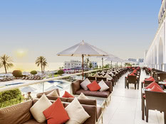 Hotel Crowne Plaza Muscat Bild 01