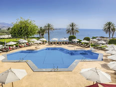Hotel Crowne Plaza Muscat Bild 02