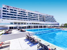 Hotel Crowne Plaza Muscat Bild 12