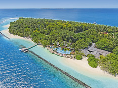 Royal Island Resort & Spa Bild 01