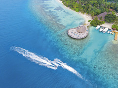 Hotel Bandos Maldives Bild 11