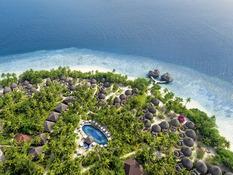 Hotel Bandos Maldives Bild 01