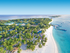 Meeru Island Resort & Spa Bild 01