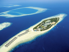 Vilamendhoo Island Resort & Spa Bild 04