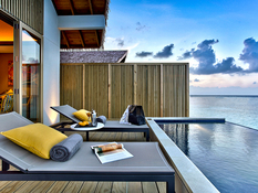 Hard Rock Hotel Maldives Bild 03