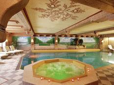 Golf & Alpin Wellness Resort Ludwig Royal Bild 03