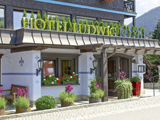 Golf & Alpin Wellness Resort Ludwig Royal Bild 04