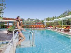 Hotel Terme La Pergola & Villa Flavio Bild 02