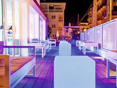 Hotel Tritón Beach by CREA Bild 08