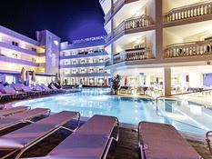 Hotel Tritón Beach by CREA Bild 09